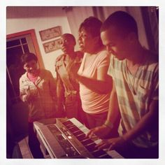 Music with Fam...