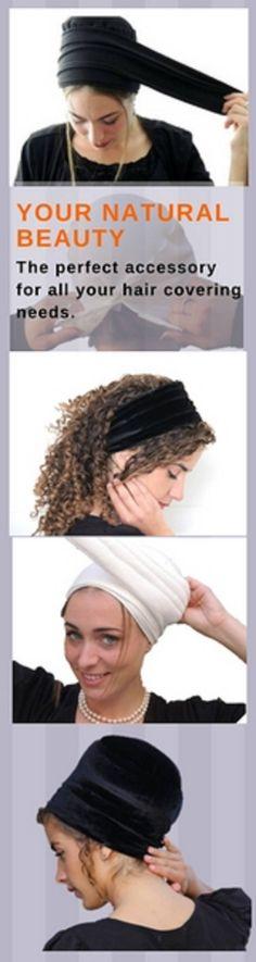 New VELVET MOUSSE VOLUMIZER Boubou Bobo under Tichel, Headscarf, Chemo, Hairovering Volumizing Hijab Headpiece Bun, Hair Loss, Volume Around http://etsy.me/2n0biWo #accessories #hat #anniversary #black #wig #chemo