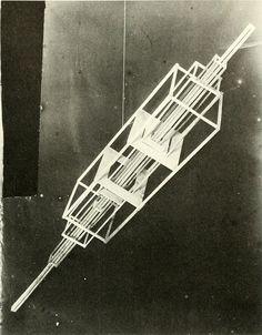 Klutsis Gustav 1921 Hanging Construction - Constructivism - Monoskop