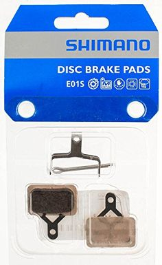 Bike Brake Pads - Shimano E01S Meta Disc Brake Pad *** Check out the image by visiting the link.