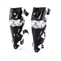 MotorFansClub K12 Motorcycle ATV Racing Knee Pads Protector Guards Protective Gear,White. For product info go to:  https://www.caraccessoriesonlinemarket.com/motorfansclub-k12-motorcycle-atv-racing-knee-pads-protector-guards-protective-gearwhite/