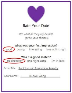 FULIB NEWS: Winner Announced: Blind Date With A Book