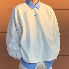 Vintage Outfits, Retro Outfits, Cool Outfits, Casual Outfits, 40s Mode, Polo Shirt Outfits, Polo Shirt Style, Korean Fashion Men, Stylish Mens Outfits
