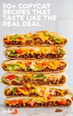Crunchwrap Supremes and More Easy Ground Beef Recipes For Cheap, Easy Dinner. Crunchwrap Supremes and More Easy Ground Beef Recipes For Cheap, Easy Dinners. Easy Cheap Dinner Recipes, Recipes Dinner, Cheap Recipes, Cheap Easy Dinners, Healthy Recipes, Delicious Recipes, Easy Meals For One, Inexpensive Dinner Ideas, Easy Meals For Dinner