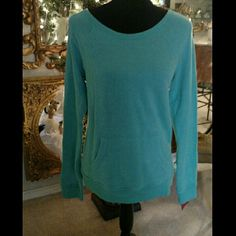 Loose Loop Top Comfy pullover With front pocket Excellent condition New with tags Mossimo Supply Co. Jackets & Coats