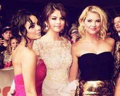 Spring Breakers: Vanessa Hudgens, Selena Gomez, and Ashely Benson