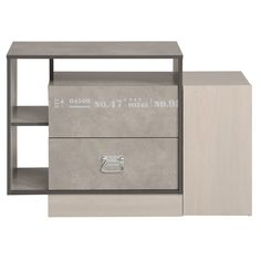 Pombal 1 Drawer Chest of Drawers