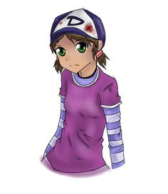 clementine the walking dead anime - Google Search