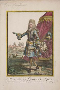 1694Henri Bonnart, designed by Robert Bonnart -...   History of fashion in art & photo