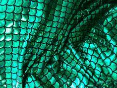 Mermaid fabric spandex SALE 10 usd/yard 58 wide by LavishDeco