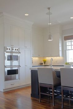 BDG Style: Tips On Building A Custom Home... Yes Cabinets All The