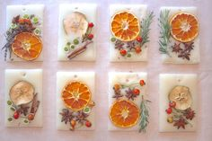 Rooted In Thyme: ~Fall Homemade Wax Sachets and Simple & Sweet Fridays #188~