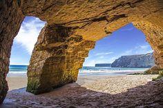 Playa Beliche, Algarve