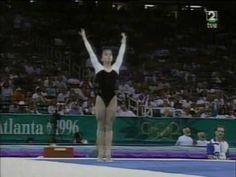 Lilia Podkopayeva TC FX [1996] - Mother of compulsories