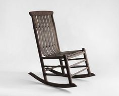 i want this... Antique Early Century Rocker Rocking Chair Mid by Hindsvik