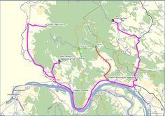 Börzsöny túra dtse-pecs.hu1238 × 878Keresés kép alapján Busszal elmegyünk Zebegénybe. A városnézés után Márianosztra következik busszal. Innen indul a gyalogtúra Kisinóc- Királyrét útvonalon.(13,4 km, szint 162 m) Map, Location Map, Maps