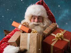 Я получил:Веселый и щедрый! Получится ли из вас Дед Мороз?