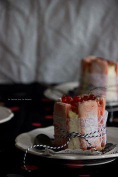 charlotte015 Biscuits roses de Reims, bavaroise citron, coeur coulant ...