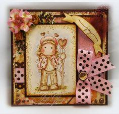 Ladybug Tilda by transtamper - Cards and Paper Crafts at Splitcoaststampers
