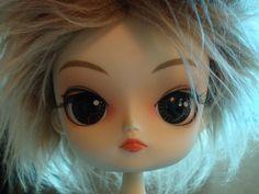 Blue hair! by Ceci ♥ Cuteness, via Flickr