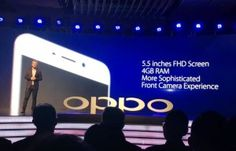 Oppo F1 Launched in India - News Phones