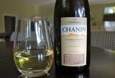 Chanin wines are fab!