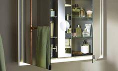burgbad Yso - mirror cabinet