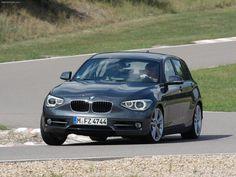 2012 BMW 1 Series Sport Line