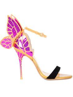 Sophia Webster 'chiara' Butterfly Sandals - Farfetch.com