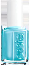 In The Cab-ana -  Bright Aqua Blue Nail Polish by Essie