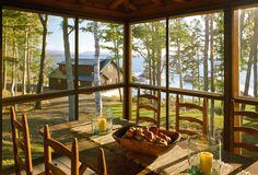 Driftwood Camp, Mooselookmeguntic Lake, Maine | Whitten Architects