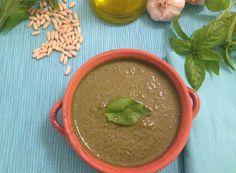 Denny Chef Blog: Pesto di basilico con pinoli e menta