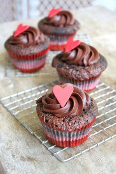 Ultimate Chocolate Cupcakes
