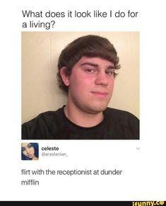 HE LOOKS LIKE HUMAN SHREK BUT WITH JIM'S HAIRCUT IM SCREAMING<<<FUCK THATS
