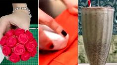 Hot YouTube videos: Rose cupcakes, cleaning hacks, 'slacker' milk shake