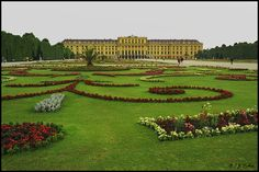 Wien, Oesterreich. It was very cool, even though it was POURING when we were there!