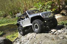 AX90028 - Axial SCX10 '12 Jeep Wrangler Rubicon 1:10 4WD RTR - CKRC Hobbies   #CKRCHobbies