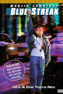 Blue Streak (1999) -- So funny, and strangely sweet - Martin Lawrence and Luke Wilson