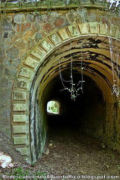 Redescubriendo a Puerto Rico: Visitando el túnel de Cabo Rojo.