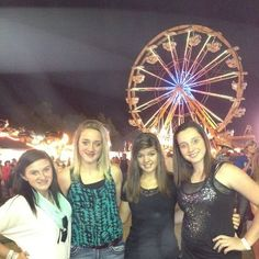 fair with friends:)