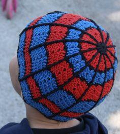 Baby Booties Knitting Pattern, Crochet Beanie Pattern, Crochet Cap, Love Crochet, Crochet Doilies, Double Crochet, Crochet Patterns, Knitting Patterns, Crochet Crafts