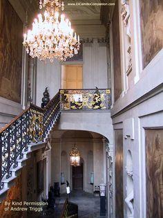 easton neston stairs