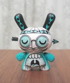 2Tone Dunny (back view)  by Steven Harrington