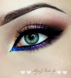 Colorful eye – Idea Gallery - Makeup Geek