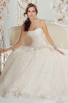 Sweetheart Corset Wedding Dresses