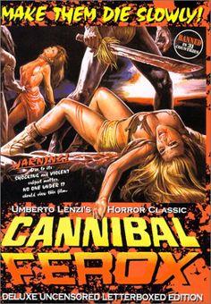 Cannibal Ferox - Rotten Tomatoes