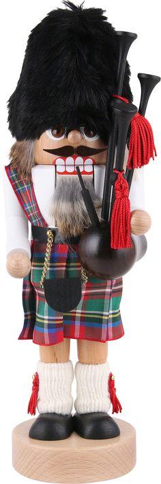 Nutcracker - Scotsman - 30 cm / 11.8 inch