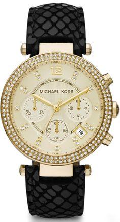 Michael #Kors Parker #MK2316 Gold #Watch