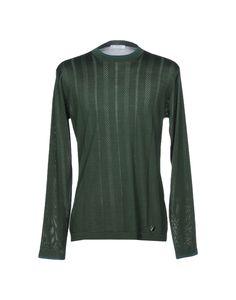 Versace Sweater In Dark Green Versace Sweater, Versace Men, Turtle Neck, Mens Fashion, Long Sleeve, Green, Sleeves, Sweaters, Shopping