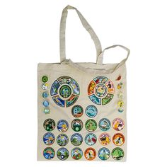 MakingFriends Youth Squad Patch Program® Tote Use this tote bag to display your Youth Squad service program patches and delegate pins. Girl Scout Swap, Girl Scout Leader, Girl Scouts Of America, Girl Scout Patches, Girl Scout Juniors, Service Program, Brownie Girl Scouts, Girl Scout Crafts, Cool Patches